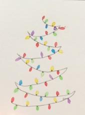 Watercolor Holiday Card Paint Kit